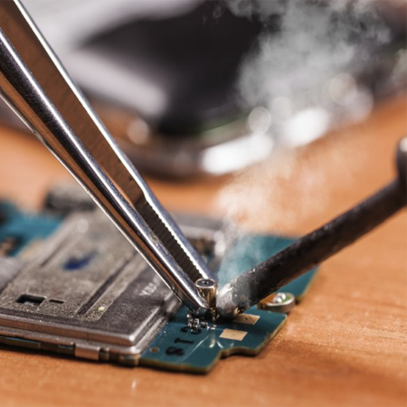 Introduction To Board Level Micro-Soldering Repairs & Diagnostics