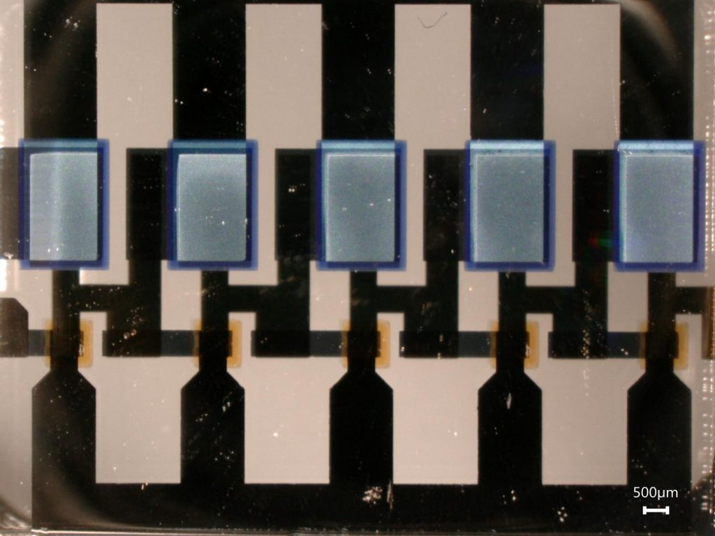 Organic electronics may soon enter the GHz-regime
