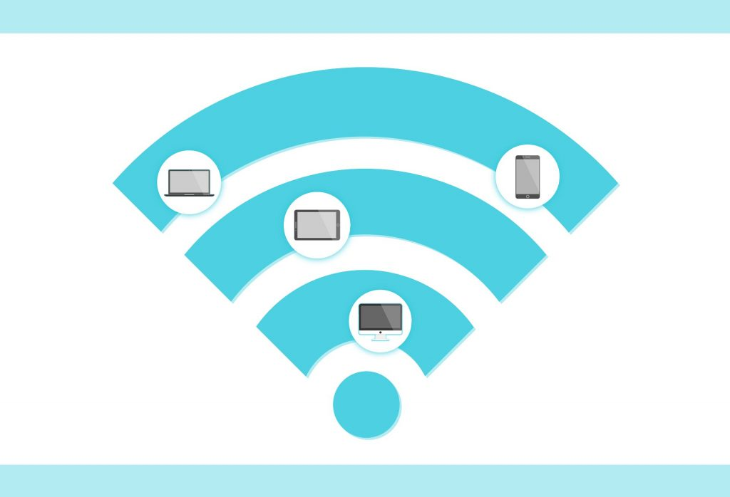 Don't fidget! WiFi will count you